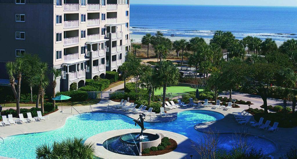 Travel Times Marriott Grande Ocean Hilton Head Island